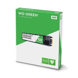 [ST0011] SSD M.2 Western Digital Green SATA 240Gb